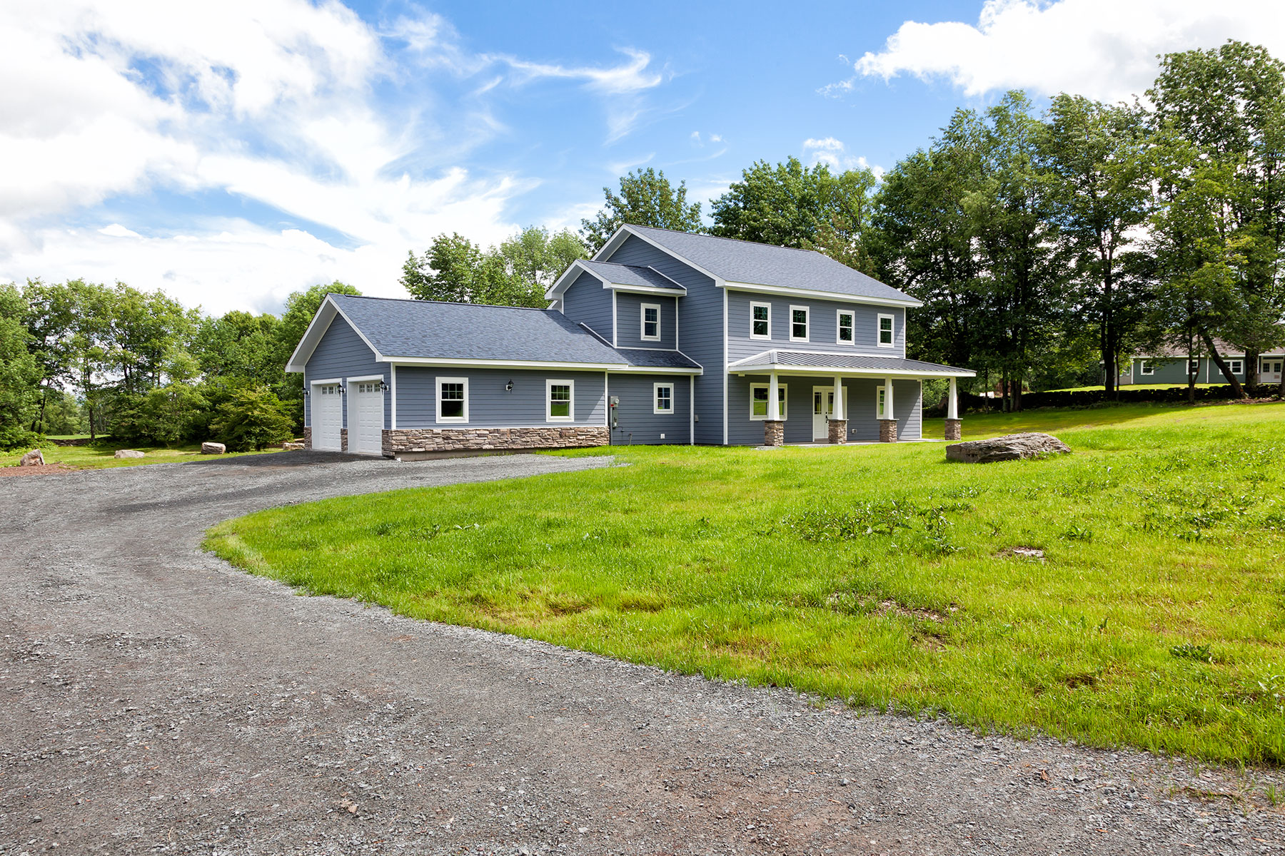 Eco friendly home for sale on 3 acres near elk mountain for Environmentally friendly homes for sale